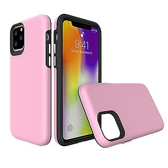 For iPhone 11 Pro Case, Shockproof Protective Strong Cover Pink