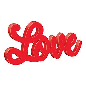 Amscan Love Script Teken