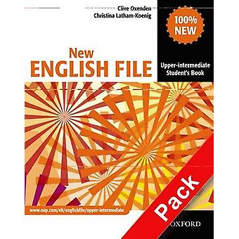 New English File UpperIntermediate MultiPACK B Sixlevel general English course for adults by Clive Oxenden & Christina Latham Koenig
