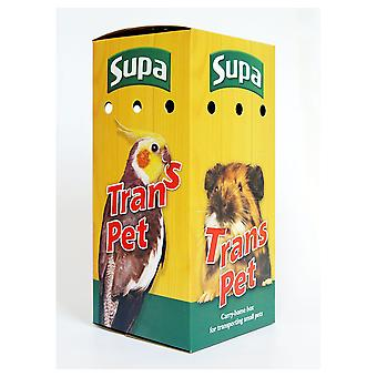 Supa малых животных/птиц транспортировочную