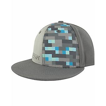 Minecraft Baseball Cap Diamond Boys Gamer Gifts Boys Teenagers Kids Snapback