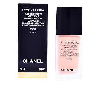 Chanel Le TEINT Ultra TEINT Perfection Haute Tenue #132-Chocolat naisten