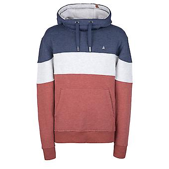 Alife och Kickin sportiga mäns Huvtröja hoodie King Sweat Red Brick
