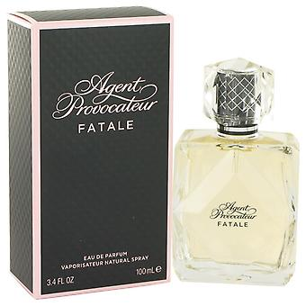 Agent Provocateur Fatale av Agent Provocateur Eau De Parfum Spray 3,4 oz/100 ml (kvinnor)