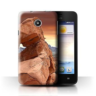 STUFF4 Case/Cover for Huawei Ascend Y330/Valley/State of Nevada