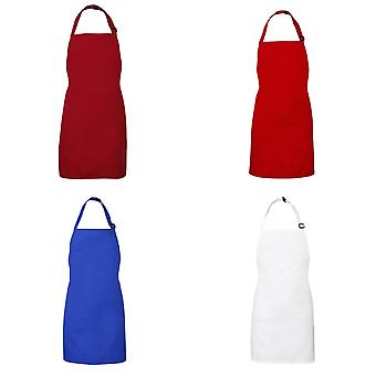 Maddins Kids/Childrens Bib Apron (Pack of 2)