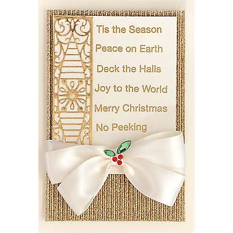 Spellbinders Charming Tag Sentiments Rubber Stamps