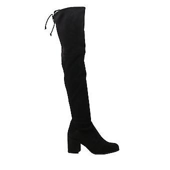 Stuart Weitzman Tielandsuedeblack Women's Black Suede Boots