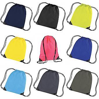 Bagbase Premium Gymsac Water Resistant Bag (11 Litres)