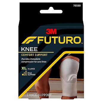 Futuro comfort lift knee support, mild support, extra large, 1 ea