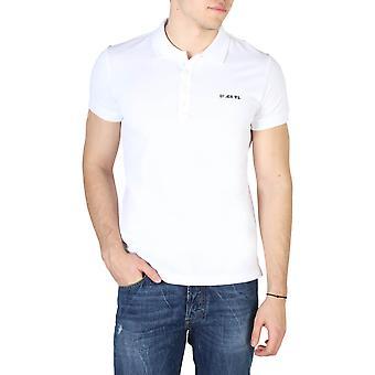 Diesel Original Men Spring/Summer Polo - White Color 55173