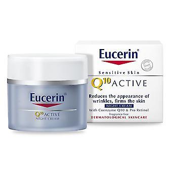 Eucerin Q10 Crema Nocturna Activa 50ml