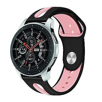 Pulsera Samsung Galaxy Watch de 46 mm en dos tonos