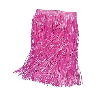 Grass Skirt Pink Child (B60)