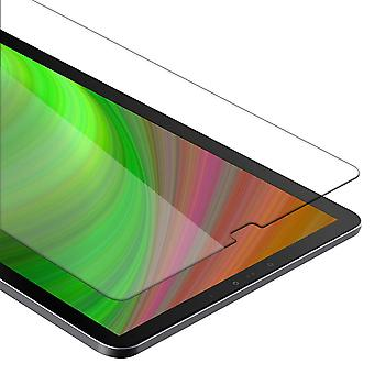 """Cadorabo Tank Foil for Samsung Galaxy Tab S4 (10.5"""" inches) T830 / T835 - Protective Film in KRISTALL KLAR - Tempered Display Protective Glass in 9H Hardness with 3D Touch Compatibility"""