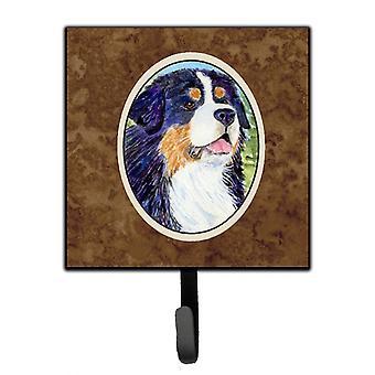 Carolines Treasures  SS8867SH4 Bernese Mountain Dog Leash Holder or Key Hook