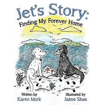 Jets Story Finding My Forever Home by Mork & Karen