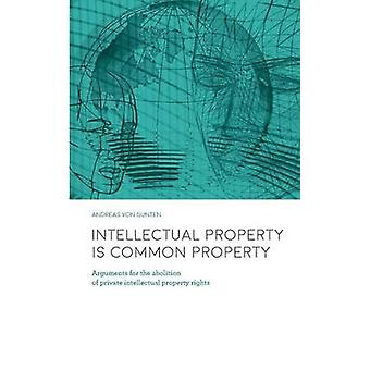 Intellectual Property is Common Property by Von Gunten & Andreas