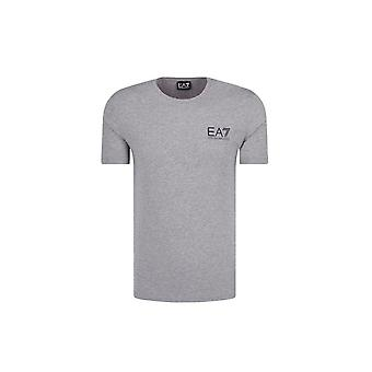 EA7 Men's Harmaa T-paita