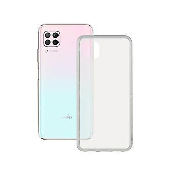 Mobiltelefon sag med TPU Edge Huawei P40 Lite KSIX Flex Transparent