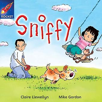 Sniffy: Green Level, Book 13 (with Parent Notes) (Rigby Rocket)
