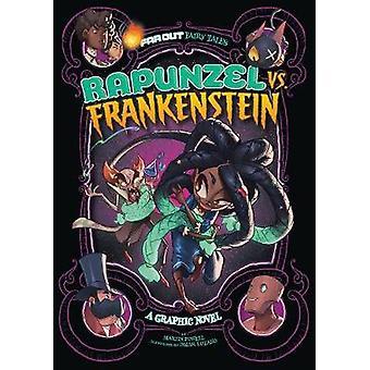 Rapunzel vs Frankenstein - A Graphic Novel by Martin Powell - 97814747