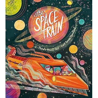 Il treno spaziale di Maudie Powell-Tuck - 9781848699458 Libro