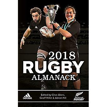 2018 Rugby Almanack by Clive Akers - 9781988516134 Book