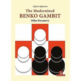 The Modernized Benko Gambit by Milos Perunovic - 9789492510211 Book