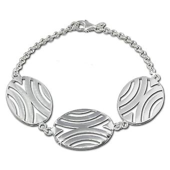 Silver sterling 925 SilberDream women's bracelet 19 -0 cm VSDA417
