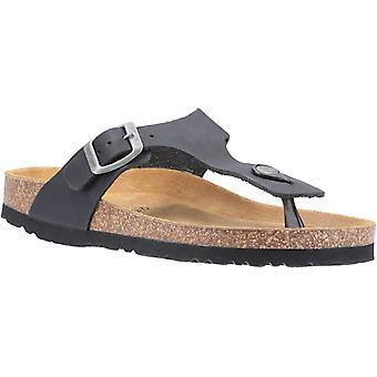 Hush puppies women's kayla slip on sandal various colours 30227