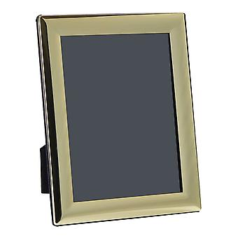 Orton West Polished Photo Frame 8x10 - Gold