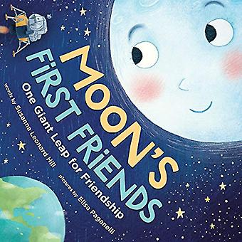 Moon's First Friends - One Giant Leap for Friendship by Susanna Leonar