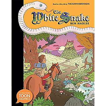 The White Snake - A TOON Graphic by Ben Nadler - 9781943145379 Book