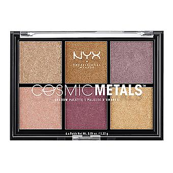 Eye Shadow Palette Cosmic Metals NYX (6 x 1,37 g)