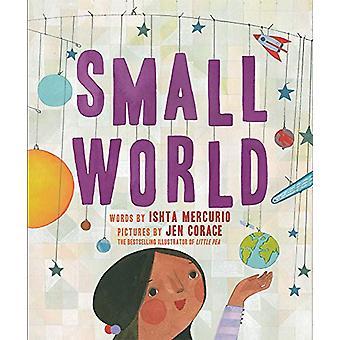 Pequeno Mundo por Ishta Mercurio - 9781419734076 Livro
