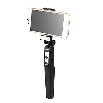 Miniso beauty makeup bluetooth selfie stick monopod with light for mobile phones