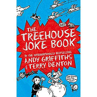 The Treehouse Joke Book by Andy Griffiths - 9781529030440 Book
