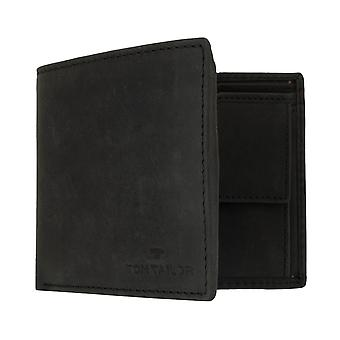 TOM TAILOR RON men's purse wallet purse with RFID protection black 7654