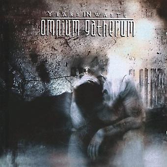 Omnium Gatherum - Years in Waste [CD] USA import