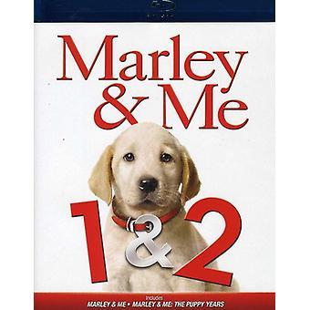 Marley & Me 1 & 2 [BLU-RAY] USA tuonti
