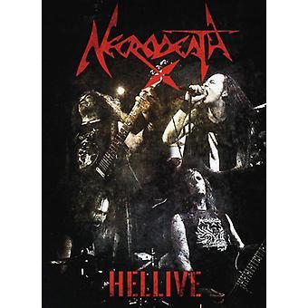 Necrodeath - Hellive [DVD] USA import