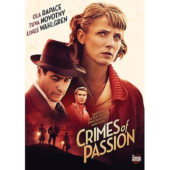 Crimes of Passion [DVD] USA import