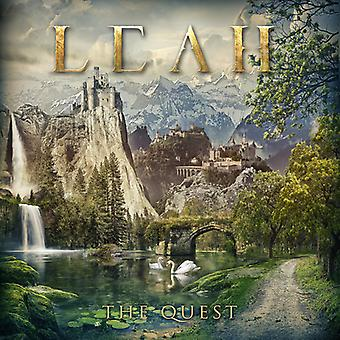 Leah - The Quest [CD] USA import