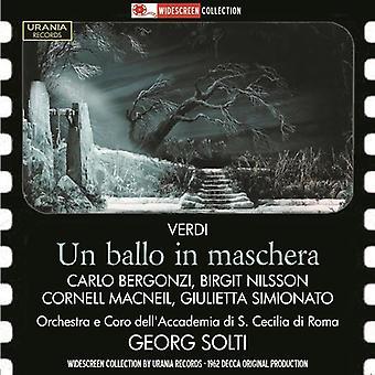 Solti, Georg / Bergonzi, Carlo / Nilsson, Birgit - Un Ballo in Maschera [CD] USA import