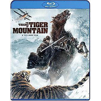 Taking of Tiger Mountain [BLU-RAY] USA import