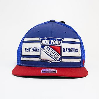 '47 Nhl New York Rangers Trucker Snapback Cap