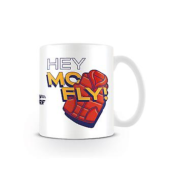 Official Back To The Future Hey McFly Mug