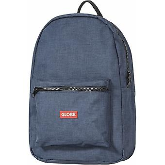 Globe Deluxe Backpack Unisex Backpack in Indigo