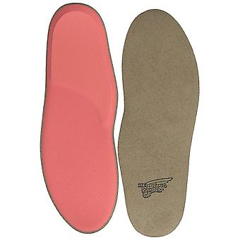 Red Wing Shaped Comfort Foot Bed Insole Unisex Insoles in en brun